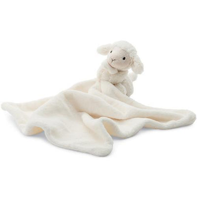 Bashful Lamb Soother - Posh Tots Children's Boutique