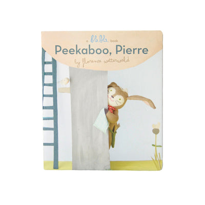 Peekaboo, Pierre Book - Posh Tots Children's Boutique