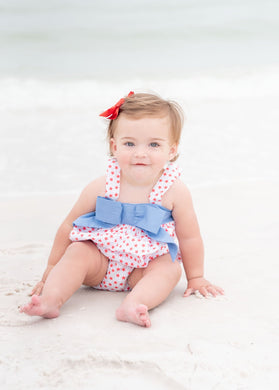 Millie Bubble - Stars & Stripes Collection - Posh Tots Children's Boutique