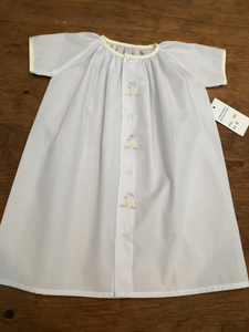 Daygown with Chicks - Posh Tots Children's Boutique