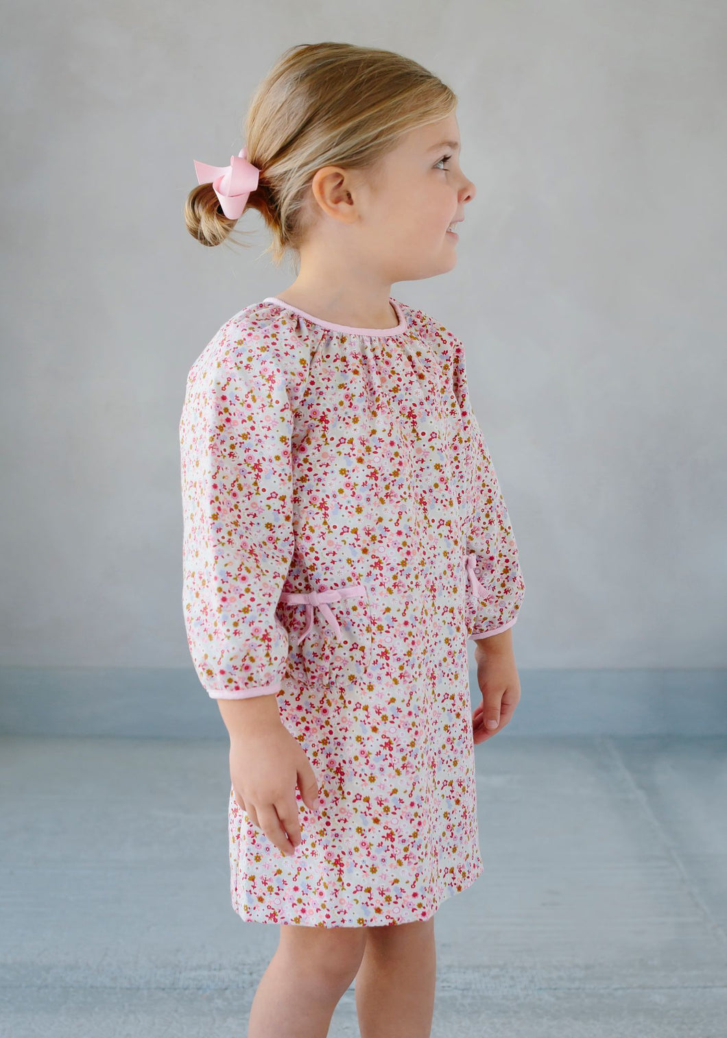 Daphne Dress - Posh Tots Children's Boutique