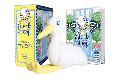 Stork on the Stoop - Posh Tots Children's Boutique