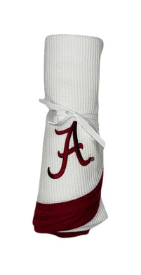 Alabama Thermal Blanket - Posh Tots Children's Boutique