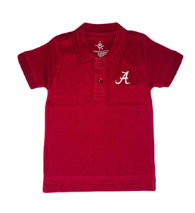 Alabama Polo Shirt - Posh Tots Children's Boutique