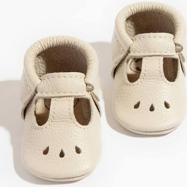 Mini Sole Mary Jane, Birch - Posh Tots Children's Boutique