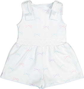 Bow-tastic Cover-up - Posh Tots Children's Boutique