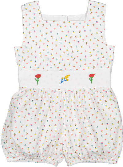 Poppy Romper - Posh Tots Children's Boutique