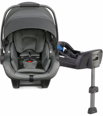 PIPA Lite Car Seat - Fog - Posh Tots Children's Boutique