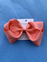 Load image into Gallery viewer, X-Large Grosgrain Hair Bow - Posh Tots Children's Boutique