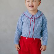 Load image into Gallery viewer, George Short Set - Posh Tots Children's Boutique