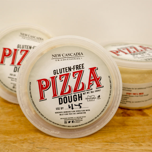 NOW AVAILABLE-PIZZA DOUGH!