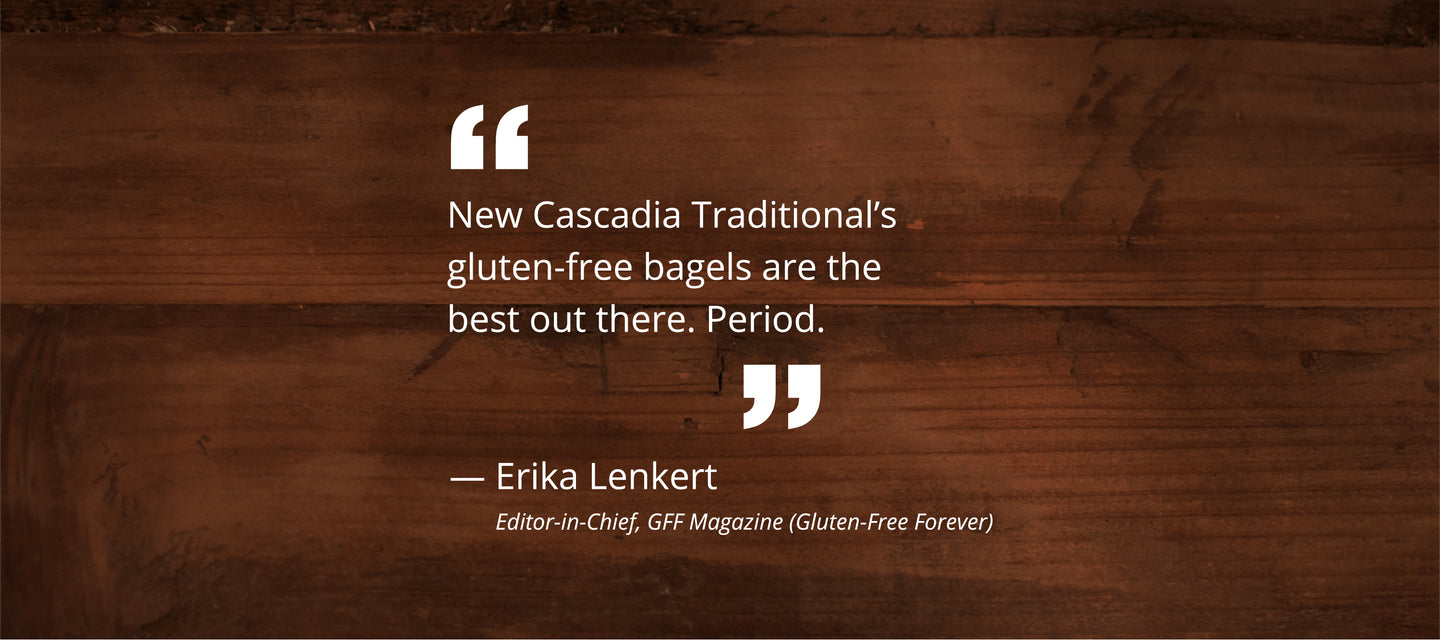 New Cascadia Traditional customer testimonial