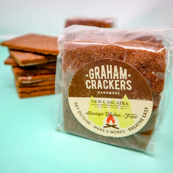gluten-free bakery vegan graham crackers