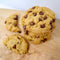gluten-free vegan chocolate chip cookie