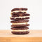 gluten-free chocolate sandwich cookies