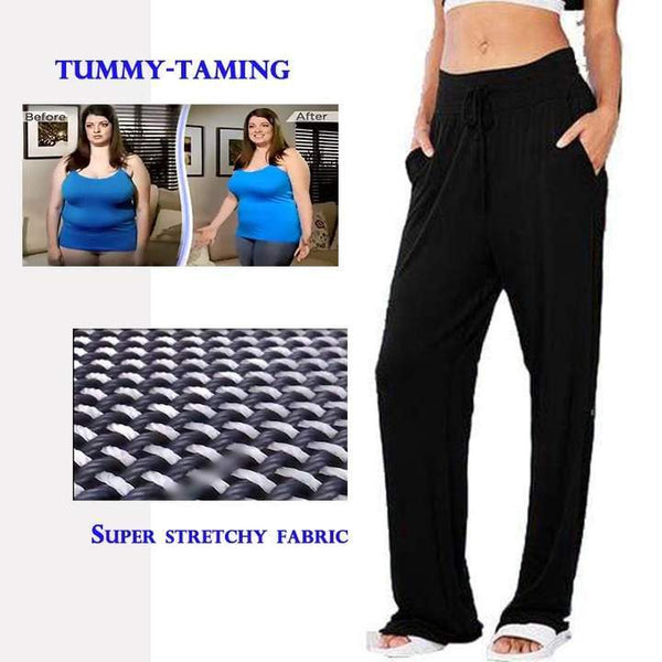 High Waist Comfortable Stretch Pants