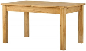 Extending Dining Table - oak