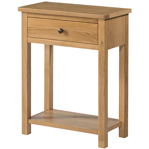 CONSOLE TABLE WITH 1 DRAWER