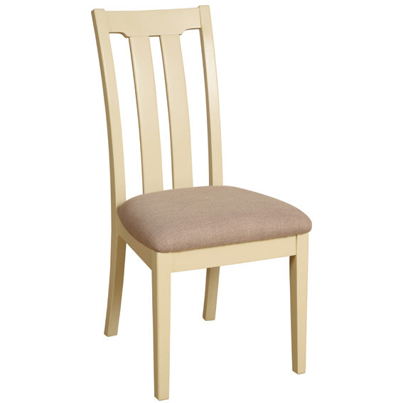Painted Lounge  SLAT BACK DINING CHAIR