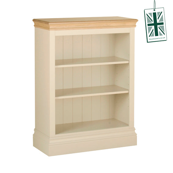 Painted Lounge  3' BOOKCASE