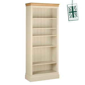 Painted Lounge  6' BOOKCASE