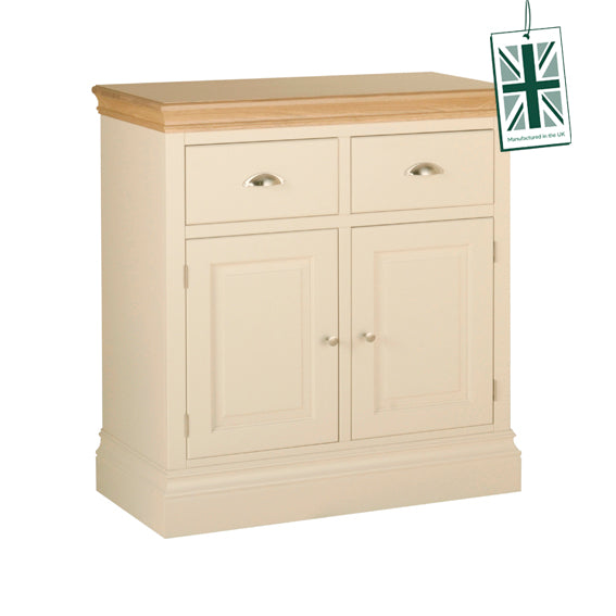 Painted Lounge  2 DRAWER SIDEBOARD