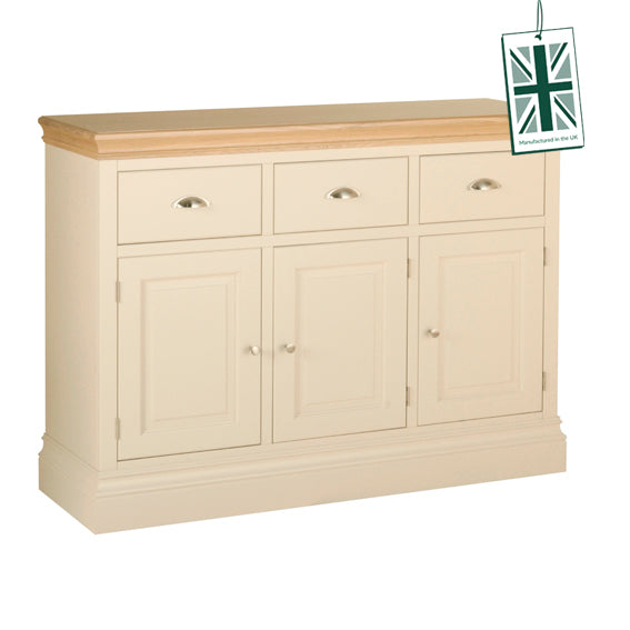 Painted Lounge  3 DRAWER SIDEBOARD