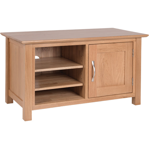 Contemporary Oak STANDARD TV UNIT