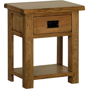 Rustic Oak NIGHT STAND