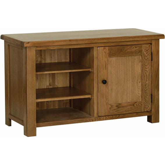 Rustic Oak STANDARD TV UNIT