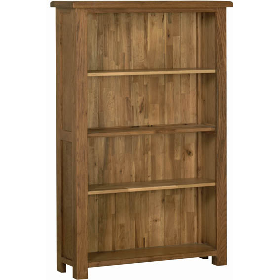 Rustic Oak 5' BOOKCASE