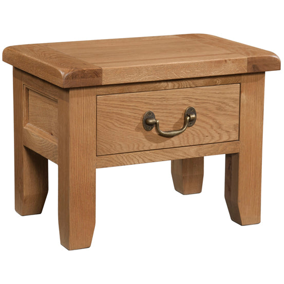 Chunky Wax SIDE TABLE WITH DRAWER