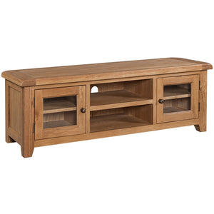Chunky Wax WIDE SCREEN TV UNIT