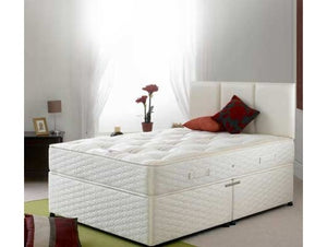 Royal Damask Divan Bed