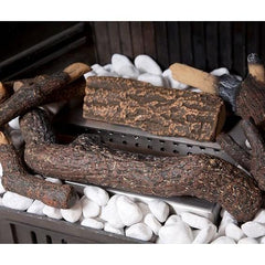 Bio Blaze Decorative Wood (Set 1) Bio-Ethanol Fireplaces
