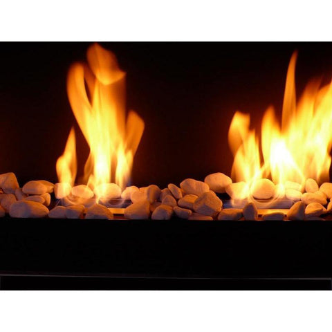 Bio Blaze Square XL I Wall Mounted Bio-Ethanol Fireplaces - eFireplaceDirect.com