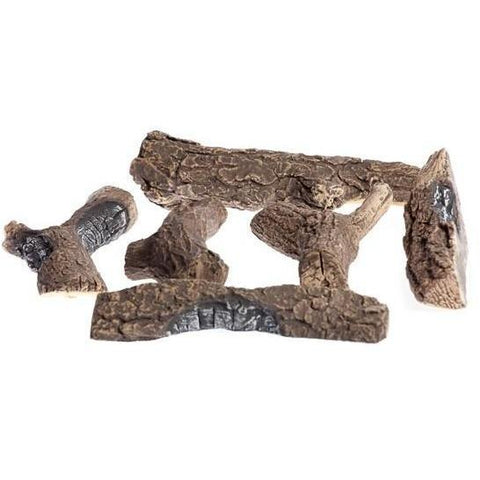 Bio Blaze Decorative Wood (Set 1) Bio-Ethanol Fireplaces - eFireplaceDirect.com