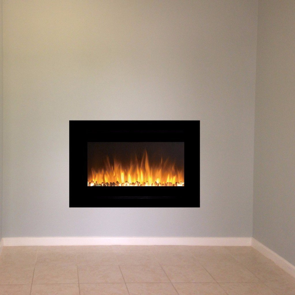 "Touchstone Forte 80006 40"" Recessed Electric Fireplace"