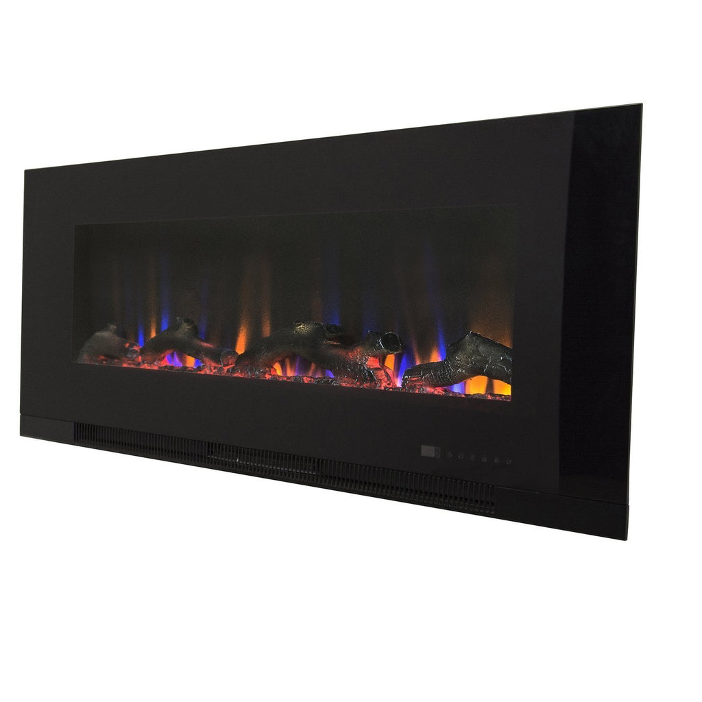 "Touchstone ValueLine 50 80031 50"" Recessed Electric Fireplace"
