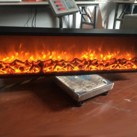 "Touchstone Emblazon 60 80102 60"" Linear Electric Fireplace"