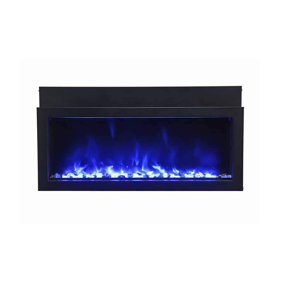 "Amantii 30"" Panorama Extra Slim BI-30XTRASLIM Electric Fireplace"