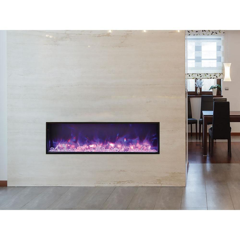 Amantii Panorama Slim Series-BI-50-SLIM-Built-In Electric Fireplaces - eFireplaceDirect.com