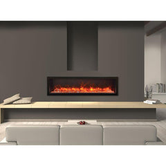 Amantii Panorama DEEP Series BI-60-DEEP Built-In Electric Fireplace