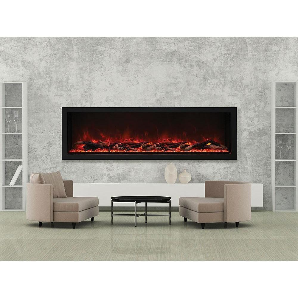 Amantii Panorama Deep XT Series-BI-72-DEEP-XT-Built-In Electric Fireplaces - eFireplaceDirect.com
