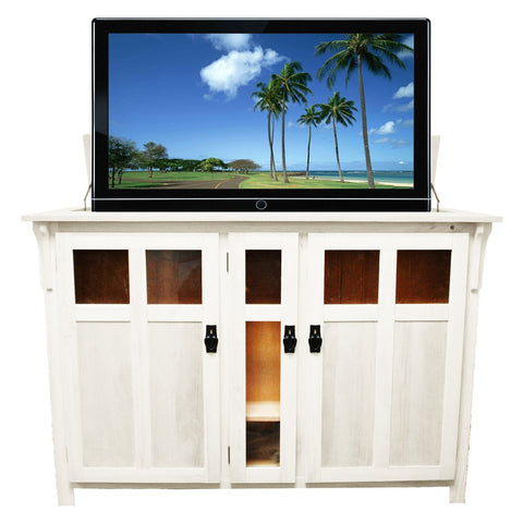 Touchstone The Bungalow 70162 Unfinished TV Lift Cabinet