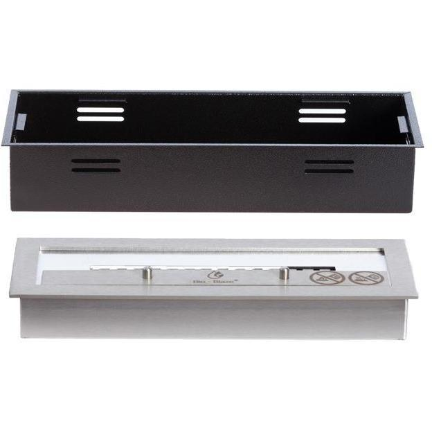 Bio Blaze Burner 38 Cm, 15'' Insert Bio-Ethanol Fireplaces - eFireplaceDirect.com