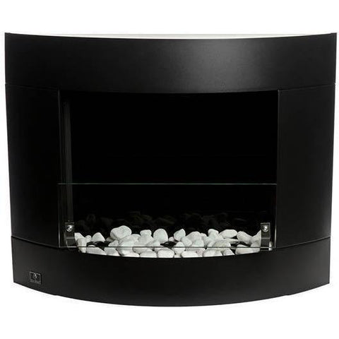 Bio Blaze Diamond I Wall Mounted Bio-Ethanol Fireplaces - eFireplaceDirect.com