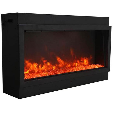 Amantii Panorama Deep XT Series-BI-40-DEEP-XT-Built-In Electric Fireplaces - eFireplaceDirect.com