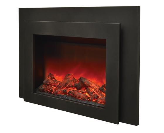 Sierra Flame Insert Series INS-FM-34 Electric Fireplace