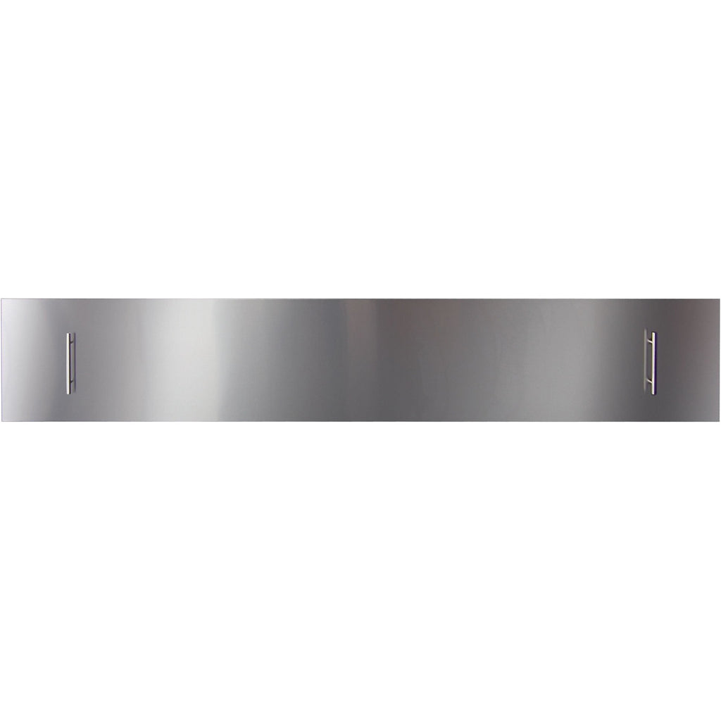 Amantii Panorama Series 88-In SLIM/DEEP Stainless Steel Outdoor Cover - PAN-COV-88 - eFireplaceDirect.com